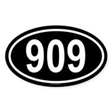 909 Decal