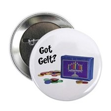 Got Gelt Button
