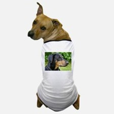 dobie 2 Dog T-Shirt