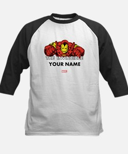 The Invincible Iron Man Perso Tee