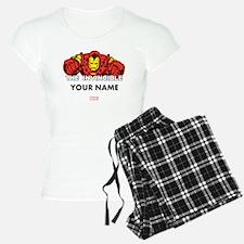 The Invincible Iron Man Per Pajamas