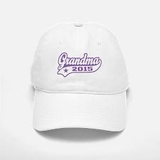 Grandma 2015 Baseball Baseball Cap