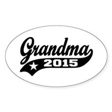Grandma 2015 Decal