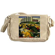 Fort George Hill Messenger Bag