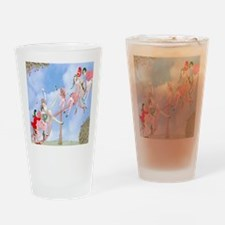 Gerda Wegener Game of Love Shower C Drinking Glass