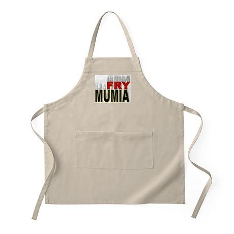 Fry Mumia BBQ Apron