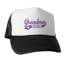 Grandma 2015 Trucker Hat