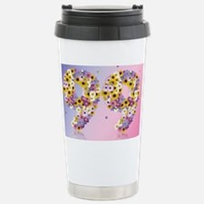 Unique Modern daisies Travel Mug