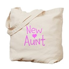 New Aunt Tote Bag