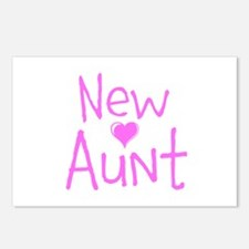 New Aunt Postcards (Package of 8)