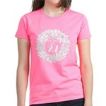 Class Of 2027 floral T-Shirt