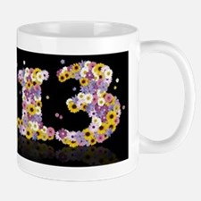Modern daisies Mug
