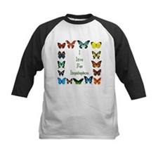 I Live For Lepidoptera Tee