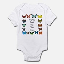 Something Lepid This Way Come Infant Bodysuit