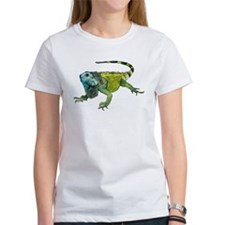 Gorgeous Green Iguana T-Shirt