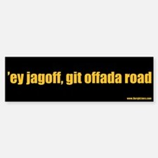 Jagoff, git offada road