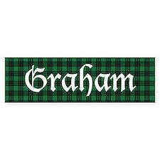 Tartan - Gordon Car Sticker