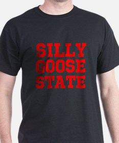 SILLY GOOSE STATE T-Shirt