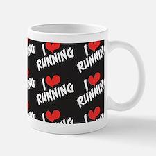 I Heart Running Mug