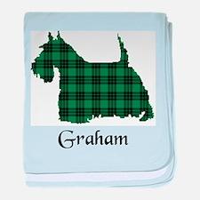 Terrier - Graham baby blanket