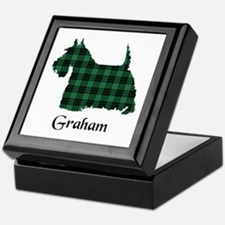 Terrier - Graham Keepsake Box