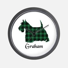 Terrier - Graham Wall Clock