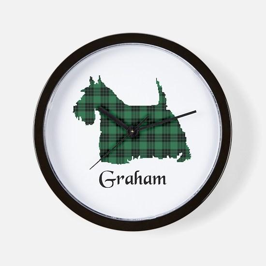 Terrier - Graham Wall Clock