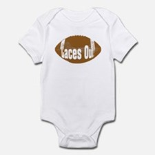 Laces Out! Onesie
