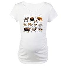 Mammals of Yellowstone National  Shirt