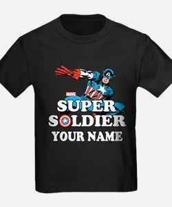 Captain America Super Soldier Pe T