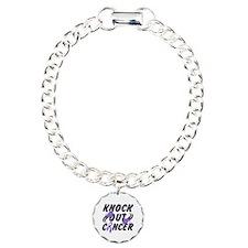 Knock Hodgkins Lymphoma Bracelet
