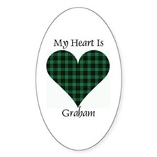 Heart - Graham Decal