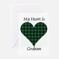 Heart - Graham Greeting Card