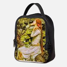 Waterhouse: Ophelia (1894) Neoprene Lunch Bag