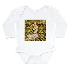 Waterhouse: Ophelia (1 Long Sleeve Infant Bodysuit