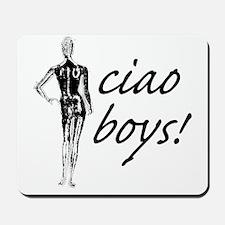 Ciao Boys, Lesbian Mousepad