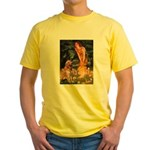 Fairies & Golden Yellow T-Shirt