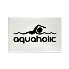 Aquaholic Magnets