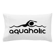 Aquaholic Pillow Case