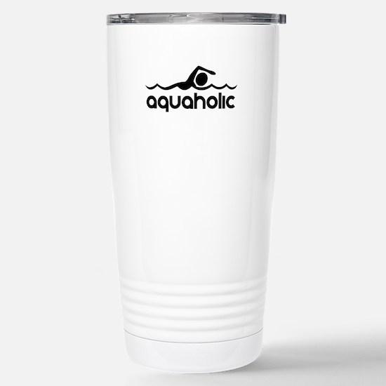 Aquaholic Travel Mug