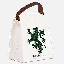Lion - Graham Canvas Lunch Bag