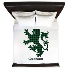 Lion - Graham King Duvet