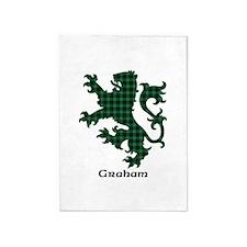 Lion - Graham 5'x7'Area Rug