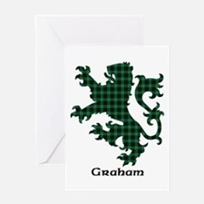 Lion - Graham Greeting Card