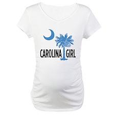 Light Blue Carolina Girl 2 Shirt