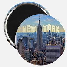 Cute Manhattan Magnet