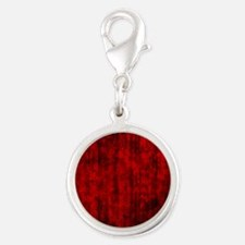 Red Grunge Charms