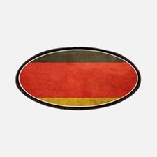 Grunge Germany Flag Patches