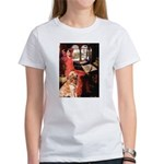 The Lady's Golden Women's T-Shirt
