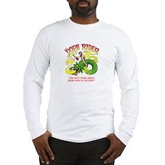 Dope Rider Long Sleeve T-Shirt